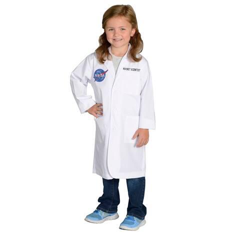 Rocket Scientist Lab Coat Size 6-8