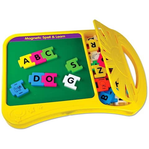Magnetic Spell and Learn Board - multi