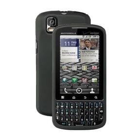 OEM Verizon Silicone Case for Motorola Droid Pro A957 (Black) (Bulk Packaging)