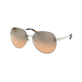 Link to Michael Kors MK1037 12128Z 60 Light Gold Woman Pilot Sunglasses Similar Items in Women's Sunglasses