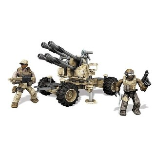 Mega Bloks Call of Duty Anti-Aircraft Vehicle
