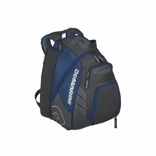 DeMarini Voodoo Rebirth Backpack (Navy Blue)