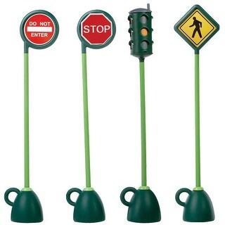 Village Traffic Signs Set