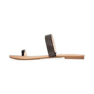 INC International Concepts Women's Mikoeh Slide Sandal
