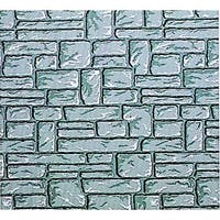 Fadeless Designs Paper Roll, Flagstone, 48 Inches x 12 Feet