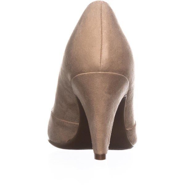 Shop Naturalizer Molly Pointed Toe Cone Pumps, Taupe Free