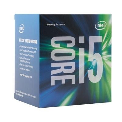 Intel Core I5 6500 3.20 Ghz Quad Core Skylake Desktop Processor, Socket Lga 1151, 6Mb Cache Bx80662i56500