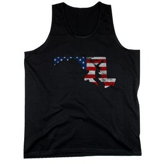 MD State USA Flag Men's Tank Top Maryland American Flag Tanks
