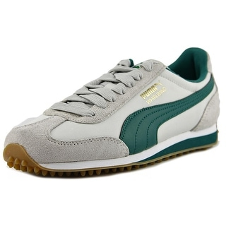 Puma Whirlwind Classic Youth Leather White Fashion Sneakers