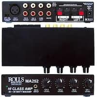 Class D 20 watt mixer amp.