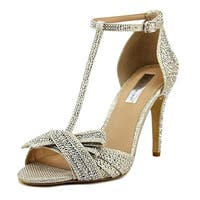 INC International Concepts Womens Risha2 Fabric Peep Toe Ankle Strap D-orsay ...