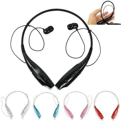 Wireless Headset Stereo Headphone Earphone Sport Handfree Universal Bluetooth Headset