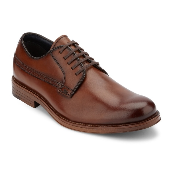 Dockers Mens Albury Leather Dress Oxford Shoe