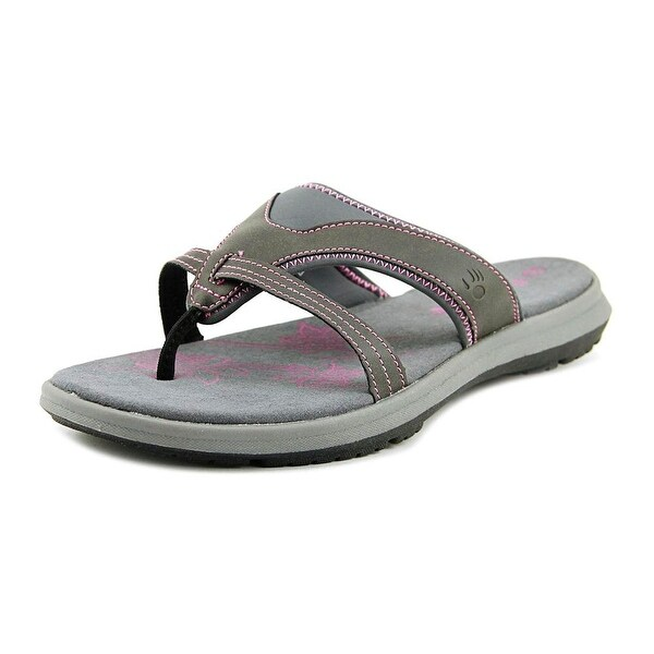 Bearpaw Kathryn Women Black/Pink Sandals