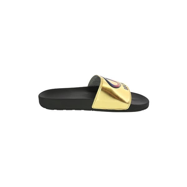Mens champion ipo metallic sandal