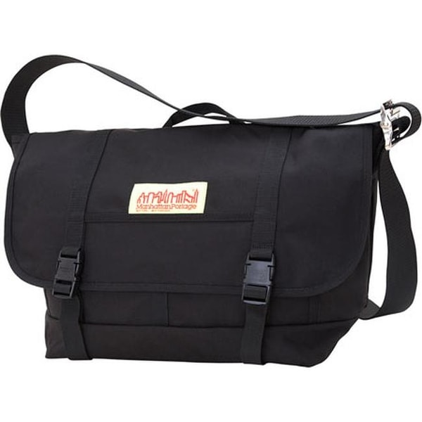 7d79d01da4 Shop Manhattan Portage NY Bike Messenger Bag (Medium) Black - US One Size  (Size None) - Free Shipping Today - Overstock - 11792266