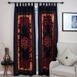 Sweet Jojo Designs Chocolate Brown Red And Cream 84 Inch