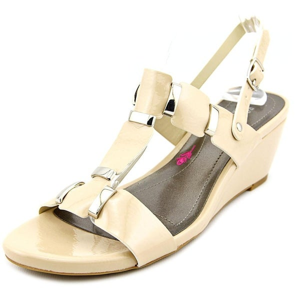 Ros Hommerson Willow Women Open-Toe Synthetic Slingback Heel