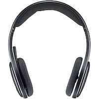 Logitech 981-000337 H800 Wireless Bluetooth Headset - Over-The-Head - Stereo - Black