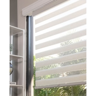 Link to CHICOLOGY Premium Cordless Zebra Shades, Light Filtering Similar Items in Blinds & Shades