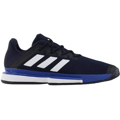 adidas Solematch Bounce Mens Tennis Sneakers Shoes Casual -