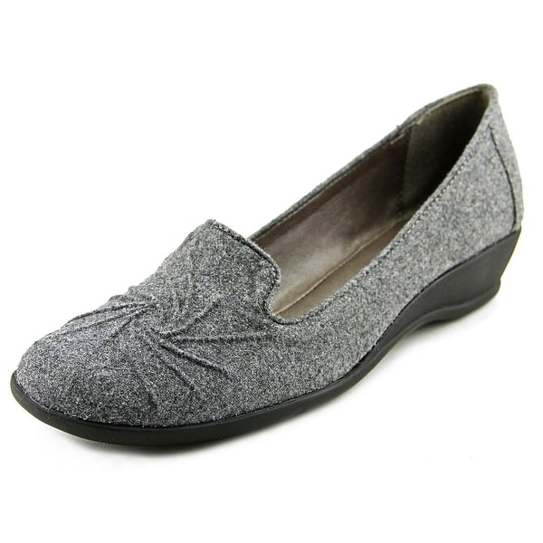 Soft Style by Hush Puppies Rogan Women Grey Flats