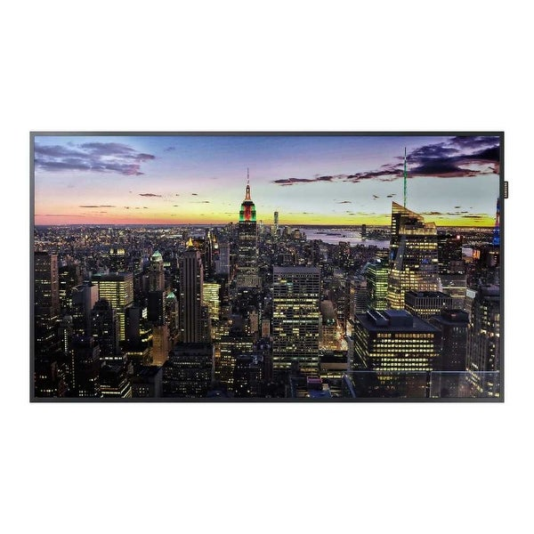 "Samsung Qm55h Qmh Series - 55"" Led Display"