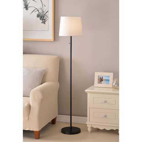 Taylor 59-inch Black Floor Lamp