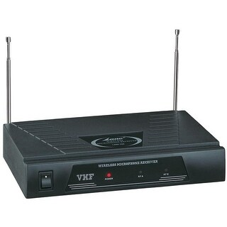 Professional Wireless Microphone System - 30 m. Range