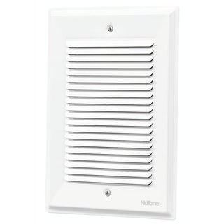 NuTone SLA14 Two-Note Door Chime Built-In for Flush Mounting with One Note Secon