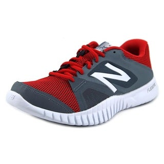New Balance MX613 Men Round Toe Synthetic Red Tennis Shoe