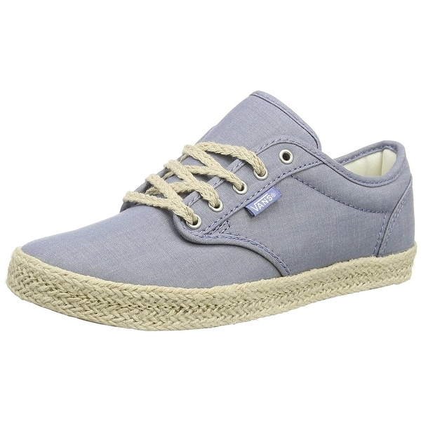 Vans Womens W Atwood Low Canvas Low Top Lace Up Fashion Sneakers ... 0d9053ffd