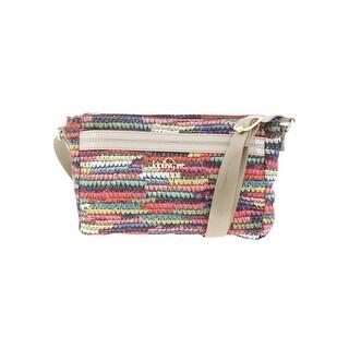 Kipling Womens Jude Crossbody Handbag Printed Adjustable - small