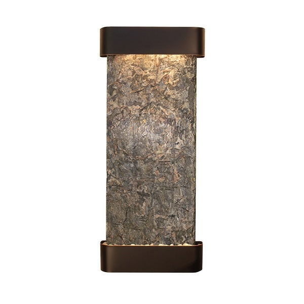 Adagio Inspiration Falls Fountain - Round - Blackened Copper - Choose Options
