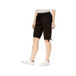 Tommy Hilfiger Womens Shorts Activewear Fitness