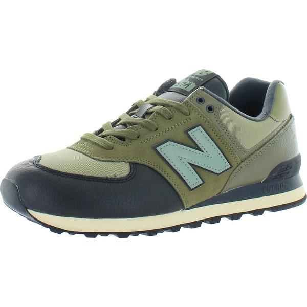 Shop New Balance Mens 574 Sneakers