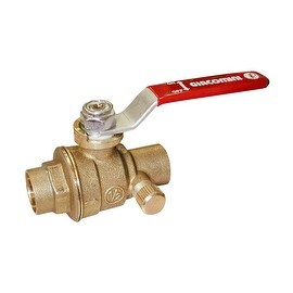 ProLine 1/2 Cxc Waste Ball Valve