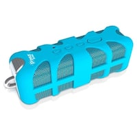 Sound Box Splash Rugged and Splash-Proof Bluetooth Marine Grade Portable Wireless Speaker (Blue)