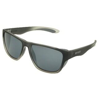 Body Glove Brosef Polarized Sunglasses - Grey/Smoke - One size