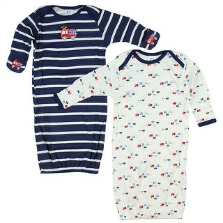 Gerber Unisex Baby 2 Pack Gown