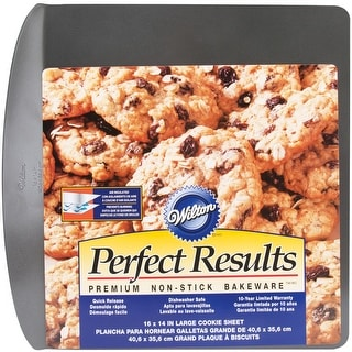 "Perfect Results Air Insulated Cookie Sheet-Rectangle 13""X9"""