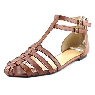 Cole Haan Ivy Open Toe Leather Gladiator Sandal