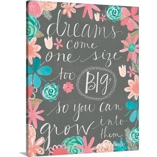 Katie Doucette Premium Thick-Wrap Canvas entitled Dreams