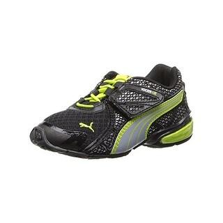 Puma Voltaic 5 Athletic Shoes Reflective Patent Trim
