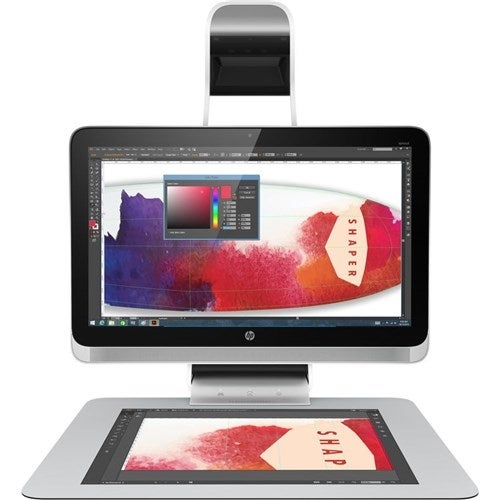 """""""HP Sprout Pro AIO H0GM0AA-ABA Immersive Multi-Touch Computer"""""""
