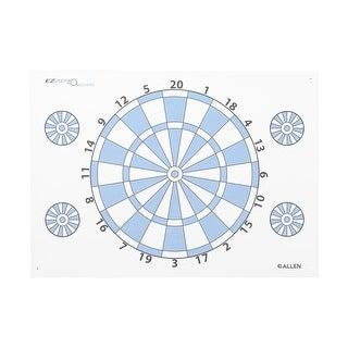 Allen cases 2022 allen cases 2022 dartboard paper target w/ pins,