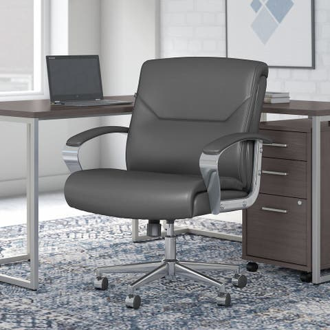 South Haven Mid Back Executive Office Chair by Bush Business Furniture