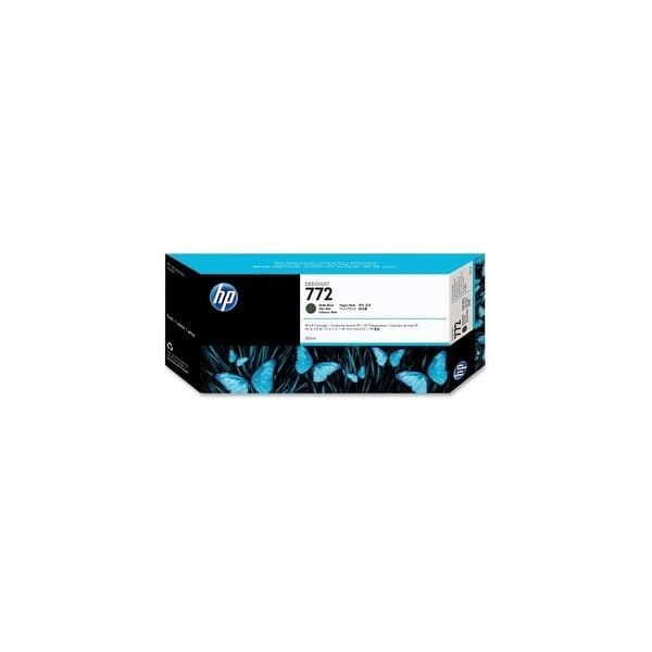 HP 772 300-ml Cyan DesignJet Ink Cartridge (CN635A)(Single Pack)