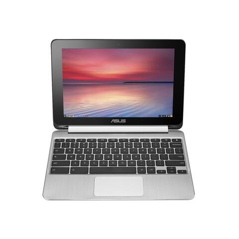 "ASUS 10.1"" Touchscreen Flip Chromebook C100PA Quad Core 4GB RAM 16GB SSD (Refurbished)"
