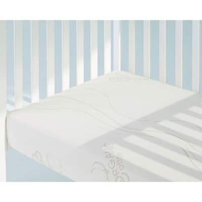 "Bundle of Dreams 6"" Dual Firm Crib Mattress"